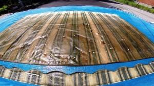 tenda tokom pranja